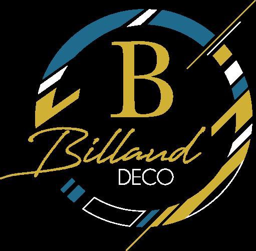 Logo de Billaud Déco Services - Peintre, décorateurs intérieur agrée